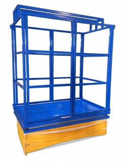 1000 - 2000kg Goods Lift enclosed